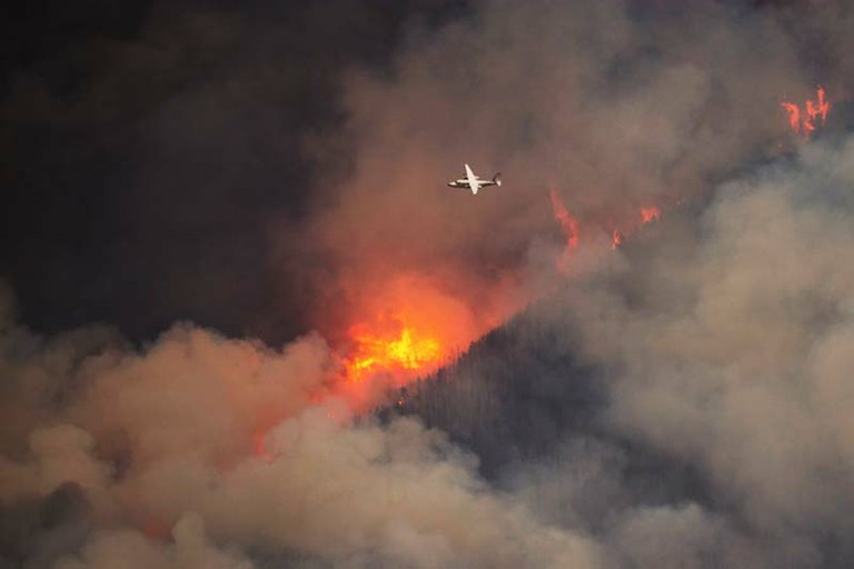 The fire season by the numbers