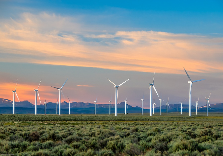 Wyoming considers raising an already unique wind tax — High Country News