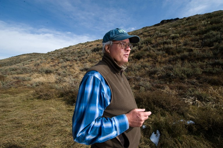 Jon Marvel, director of Western Watersheds