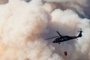 Wildland firefighting takes funding f
