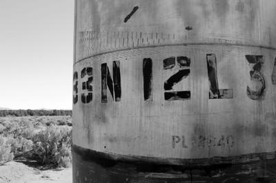 Dryside o&g tank