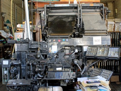 Crescent Linotype
