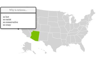 Why is Arizona so