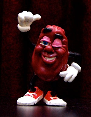 California raisin lobbyist