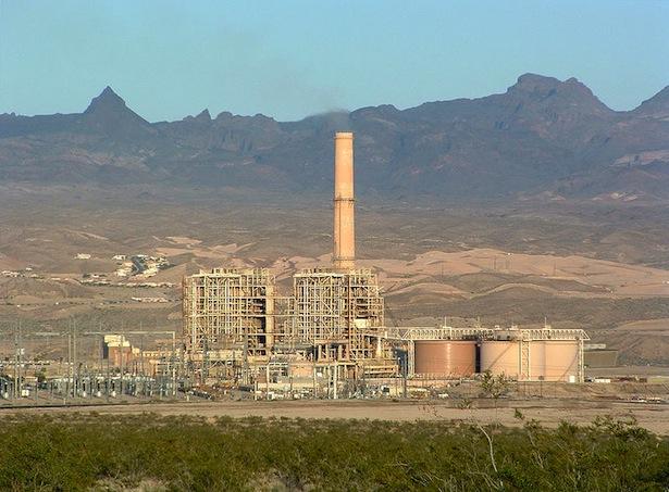 mohave generating station