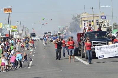Melon Days parade