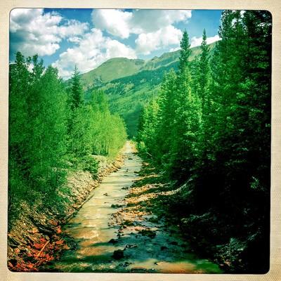 Ironton Creek