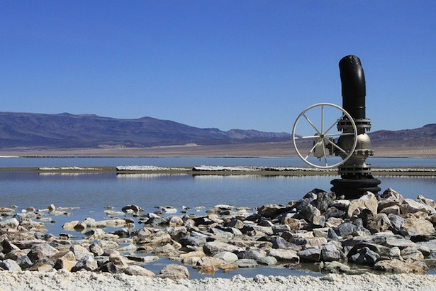 Owens Lake rewatering