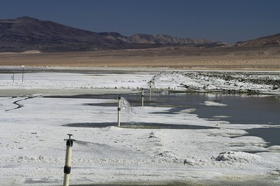 Owens Lake rewatering 2