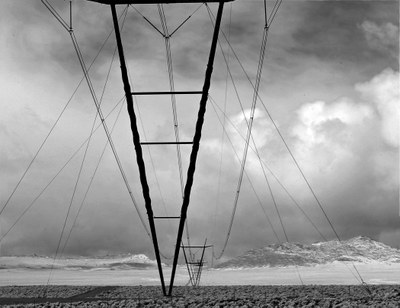 Nevada Powerlines