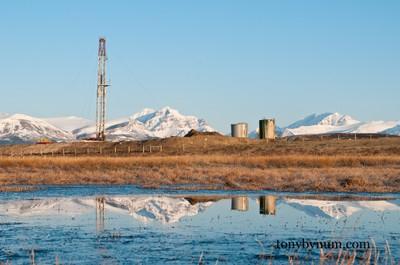Blackfeet drilling