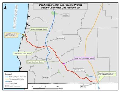 Jordan Cove pipeline