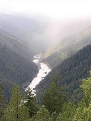 Wild Rogue Wilderness in Oregon