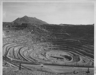 Arizona copper mine