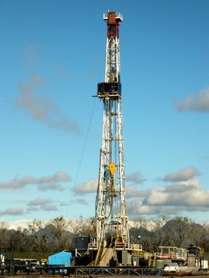 drill rig, california