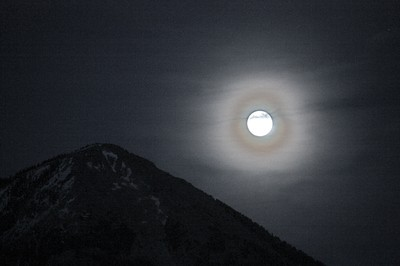 Full Moon over Lamborn