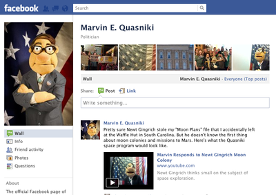 Marvin Quasniki Facebook