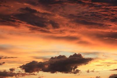 Monsoon Clouds 1