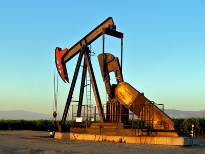 California Oil Pump