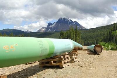 Canada oil pipeline