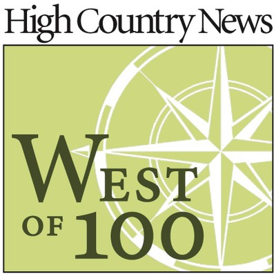 West of 100 logo