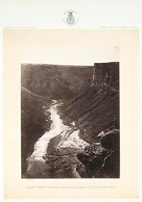 Grand Canon, Colorado River, near Paria Creek