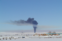 'Lucking out' for Wyoming's winter smog