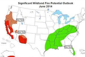 New Mexico is getting lucky so far this fire season