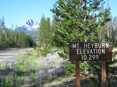 Mt Heyburn