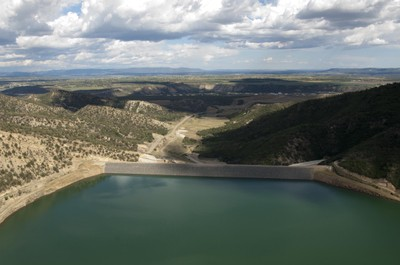 Nighthorse reservoir