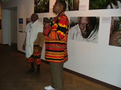Desmond Tutu speaks at Copenhagen