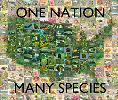 One Nation Many Species