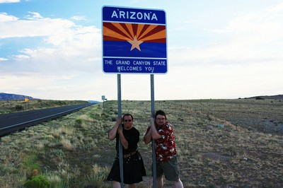 Arizona tourists