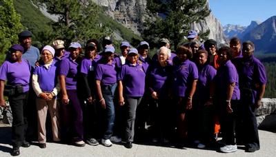 African Americans in Yosemite