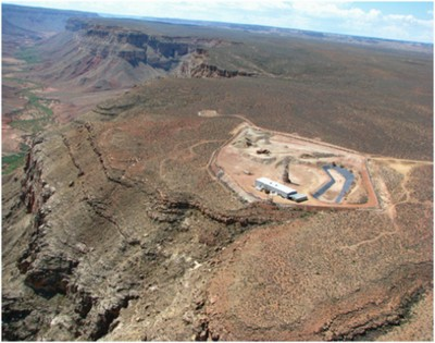 Kanab North Mine Site