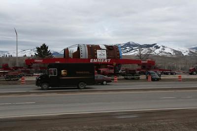 Montana megaload