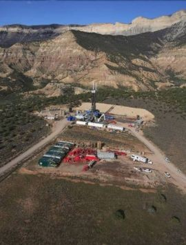oil and gas BLM