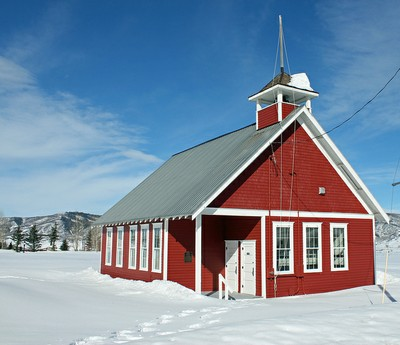 Rural Schoolhouse