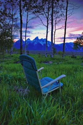 Teton Summer