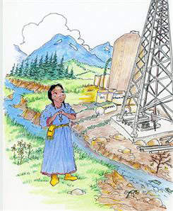 Blackfeet Women Against Fracking