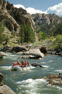 Browns Canyon Colorado