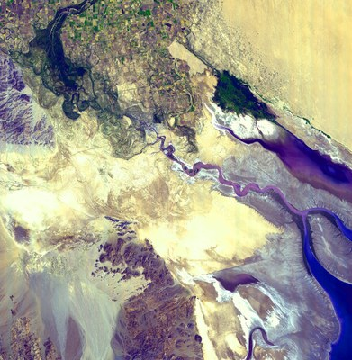 The Colorado River Delta