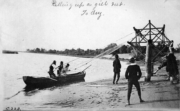 gill net historic