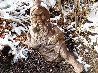 quality garden gnome