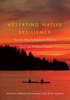 Native Resilience book cover