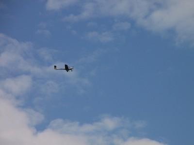 prop plane