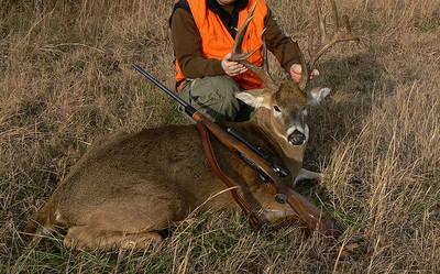 Rifle hunting