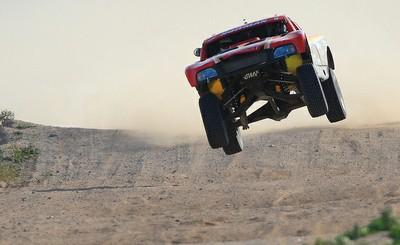 Desert truck