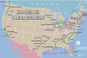 Is high speed rail becoming more viable in the Intermountain West?