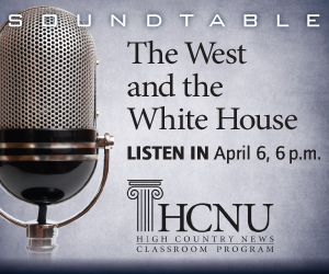 Listen to The West and the White House